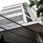 Cao ốc văn phòng cho thuê Phú Quý Office, Đường D2, Quận Bình Thạnh, TPHCM - vlook.vn