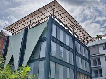 Cao ốc văn phòng cho thuê TNT Building, Nguyễn Văn Hưởng, Quận 2 - vlook.vn