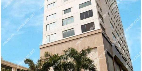 Cao ốc cho thuê Văn phòng Aurora Building, Phạm Văn Thuận, Biên Hòa, Đồng Nai - vlook.vn
