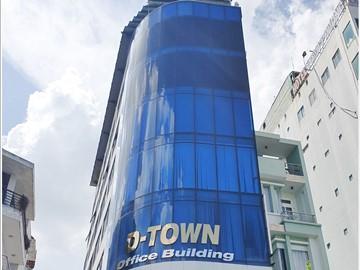 Cao ốc cho thuê văn phòng D-Town Office Building, Bạch Đằng, Quận Tân Bình - vlook.vn
