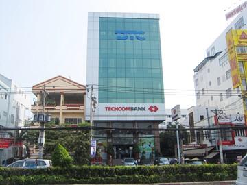Cao ốc cho thuê văn phòng DTC Building, CộnG Hòa, Quận Tân Bình - vlook.vn