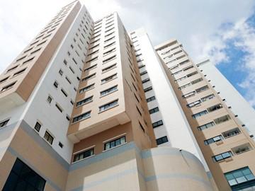 Cao ốc cho thuê văn phòng Đức Khải Building, Lạc Long Quân, Quận Tân Bình - vlook.vn