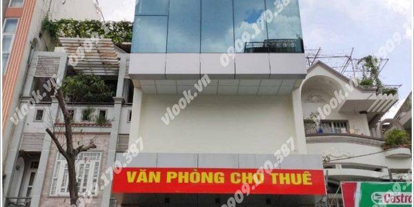 Văn phòng cho thuê HHP Building, Đường A4, Quận Tân Bình, TP.HCM - vlook.vn