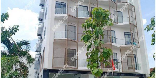 Cao ốc cho thuê Văn phòng IOS Office, Đường số 18, Quận Thủ Đức - vlook.vn