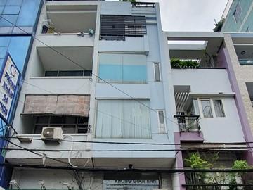 Cao ốc cho thuê Văn phòng KGT Building, Hồ Bá Kiện, Quận 10- vlook.vn