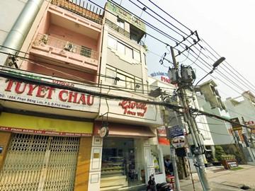 Cao ốc cho thuê Văn phòng Lê Hải Building, Phan Đăng Lưu, Quận Phú Nhuận - vlook.vn