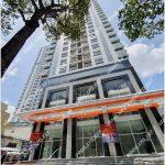 Cao ốc cho thuê Văn phòng Thương Xá Nhật Tảo, Lý Thường Kiệt, Quận 10 - vlook.vn