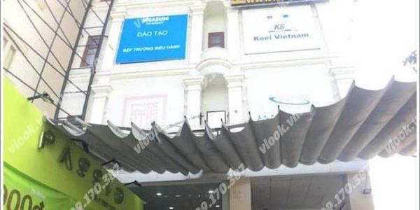 Cao ốc cho thuê Văn phòng Win Home Phan Đình Giót Quận Tân Bình - vlook.vn