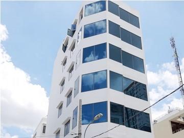 Cao ốc cho thuê văn phòng Công Phú Building, Nguyễn Văn Thương Quận Bình Thạnh - vlook.vn