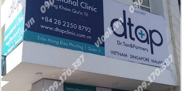 Cao ốc cho thuê văn phòng DTAP Building, Trần Hưng Đạo, Quận 5 - vlook.vn