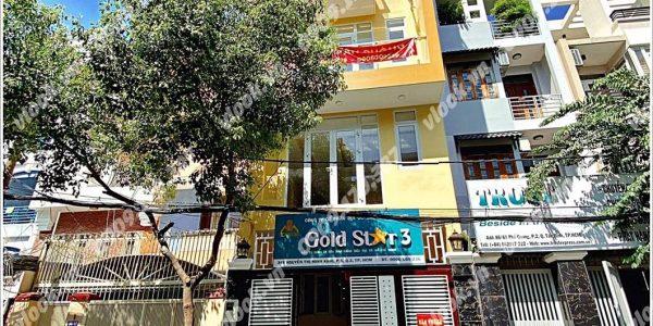 Cao ốc cho thuê văn phòng Gold Star Phổ Quang, Quận Tân Bình - vlook.vn