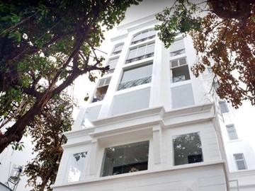 Cao ốc cho thuê văn phòng Halo Building Hoàng Diệu, Quận Phú Nhuận - vlook.vn