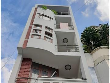 Cao ốc cho thuê văn phòng Phát Lộc Building, Bình Giã, Quận Tân Bình - vlook.vn
