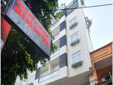 Cao ốc cho thuê văn phòng Pink Clound Building, Cửu Long, Quận Tân Bình - vlook.vn
