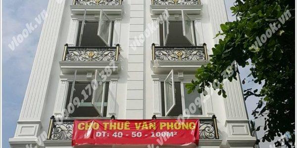 Cao ốc cho thuê Văn phòng Trung Nam Building, Đườn C18, Quận Tân Bình - vlook.vn