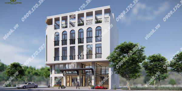 Cao ốc cho thuê văn phòng An Phú Building Quận 2 - vlook.vn