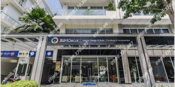 Cao ốc cho thuê văn phòng BIM Office, Nguyễn Cơ Thạch, Quận 2 - vlook.vn