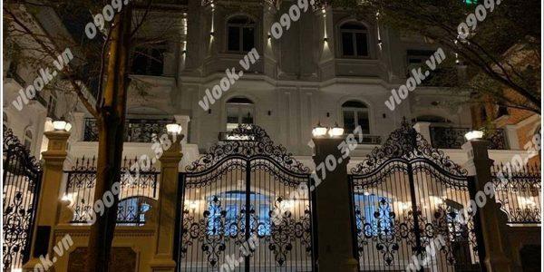 Cao ốc cho thuê văn phòng Cityland Riverside Nguyễn Thị Thập Quận 7 - vlook.vn