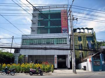 Cao ốc cho thuê văn phòng KGB Building Nguyễn Xí, Quận Bình Thạnh - vlook.vn