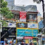 Cao ốc cho thuê văn phòng Viettel Store Ba Tháng Hai Quận 10 - vlook.vn