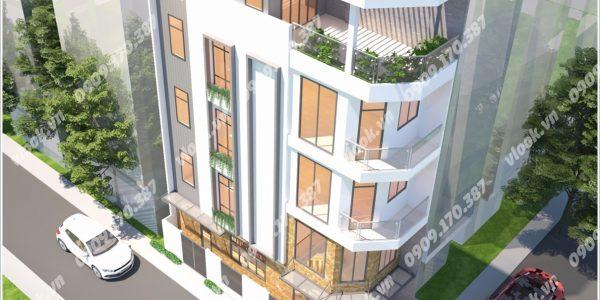 Cao ốc cho thuê văn phòng A&H Building, Nơ Trang Long, Quận Bình Thạnh - vlook.vn