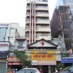 Cao ốc cho thuê văn phòng Cang Saigon Building, Nguyễn Tất Thành, Quận 4 - vlook.vn