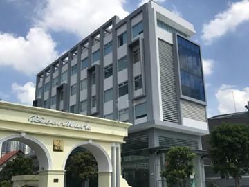 Cao ốc cho thuê văn phòng Green Pax Building Trần Não, Quận 2 - vlook.vn
