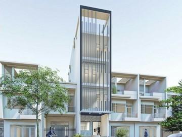 Cao ốc cho thuê văn phòng HHT Building Hoàng Hoa Thám, Quận Bình Thạnh - vlook.vn
