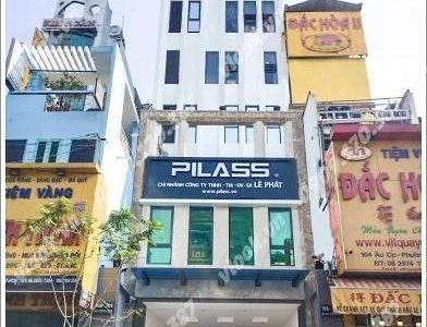 Cao ốc cho thuê văn phòng Pilass Building Âu Cơ, Quận Tân Bình - vlook.vn