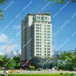 Cao ốc cho thuê văn phòng Trung Đông Plaza Trịnh Đình Thảo , Quận Tân Phú - vlook.vn