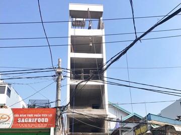 Cao ốc cho thuê văn phòng Building 220 XVNT, Xô Viết Nghệ Tĩnh, Quận Bình Thạnh - vlook.vn