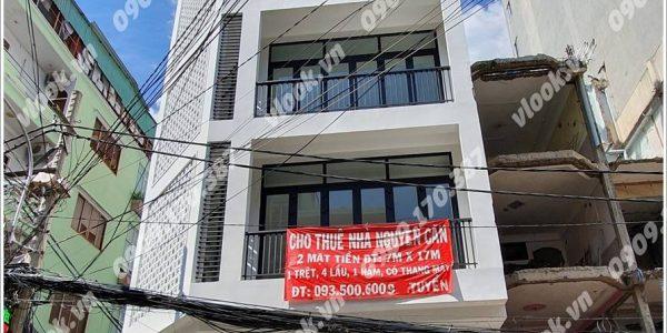 Cao ốc cho thuê văn phòng Building 740, Sư Vạn Hạnh, Quận 10 - vlook.vn