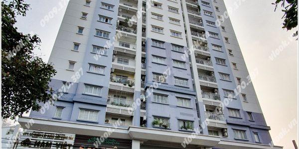 Cao ốc cho thuê văn phòng Cao ốc Nguyễn Phúc Nguyên, Quận 3 - vlook.vn