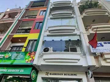 Cao ốc văn phòng cho thuê toà nhà Harrison Building, Hoàng Sa, Quận 1, TPHCM - vlook.vn