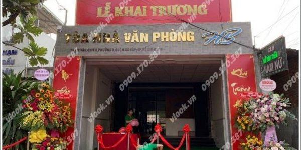 Cao ốc cho thuê văn phòng HB Building Phạm Văn Chiêu, Quận Gò Vấp - vlook.vn