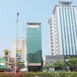 Cao ốc cho thuê văn phòng Nice Office Building, Điện Biên Phủ, Quận Bình Thạnh - vlook.vn
