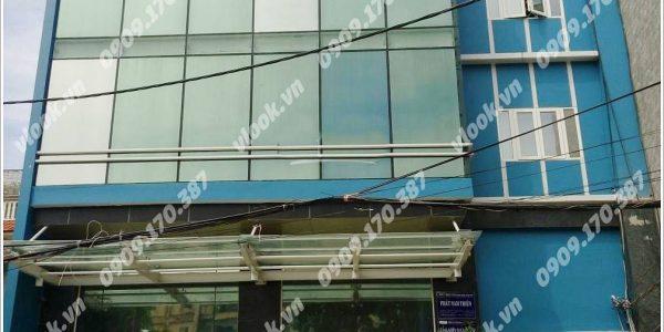 Cao ốc cho thuê văn phòng Phát Nam Thiên Building, Đường số 23, Quận Thủ Đức - vlook.vn