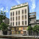 Cao ốc cho thuê văn phòng Tâm Đức Building, Điện Biên Phủ, Quận Bình Thạnh - vlook.vn
