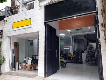 Cao ốc cho thuê văn phòng Tân Cảng Building, Quận Bình Thạnh - vlook.vn