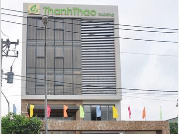 Cao ốc văn phòng cho thuê tòa nhà Thanh Thảo Building, Chế Lan Viên, Quận Tân Phú, TPHCM - vlook.vn