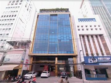 Cao ốc cho thuê văn phòng Victory House Đinh Bộ Lĩnh, Quận Bình Thạnh - vlook.vn