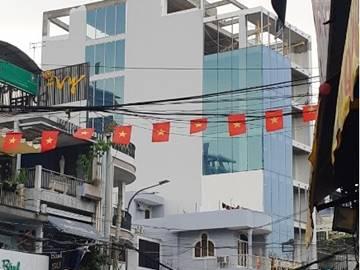 Cao ốc cho thuê văn phòng E.Working Building Nguyễn Thông, Quận 3 - vlook.vn