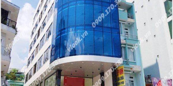 Cao ốc cho thuê văn phòng GEMS Office Bạch Đằng, Quận Tân Bình - vlook.vn