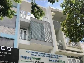 Cao ốc cho thuê văn phòng HappyOffice Building Cao Đức Lân Quận 2 - vlook.vn