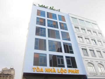 Cao ốc cho thuê văn phòng Lộc Phát Building, Bạch Đằng, Quận Tân Bình - vlook.vn