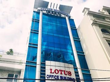 Cao ốc cho thuê văn phòng Lotus Building, Cửu Long, Quận Tân Bình - vlook.vn