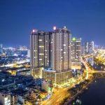 Cao ốc cho thuê văn phòng Millennium Masteri, Bến Vân Đồn, Quận 4 - vlook.vn