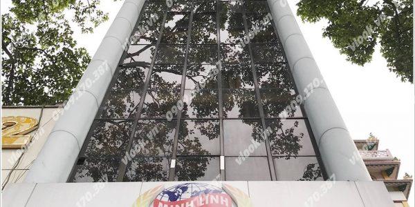 Cao ốc cho thuê văn phòng Minh Linh Building, Trần Hưng Đạo, Quận 5 - vlook.vn