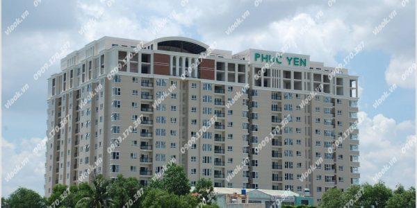 Cao ốc cho thuê văn phòng Phúc Yên Building Quận Tân Bình - vlook.vn
