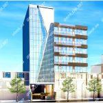 Cao ốc cho thuê văn phòng Sabay Town Trường Chinh Quận Tân Bình - vlook.vn